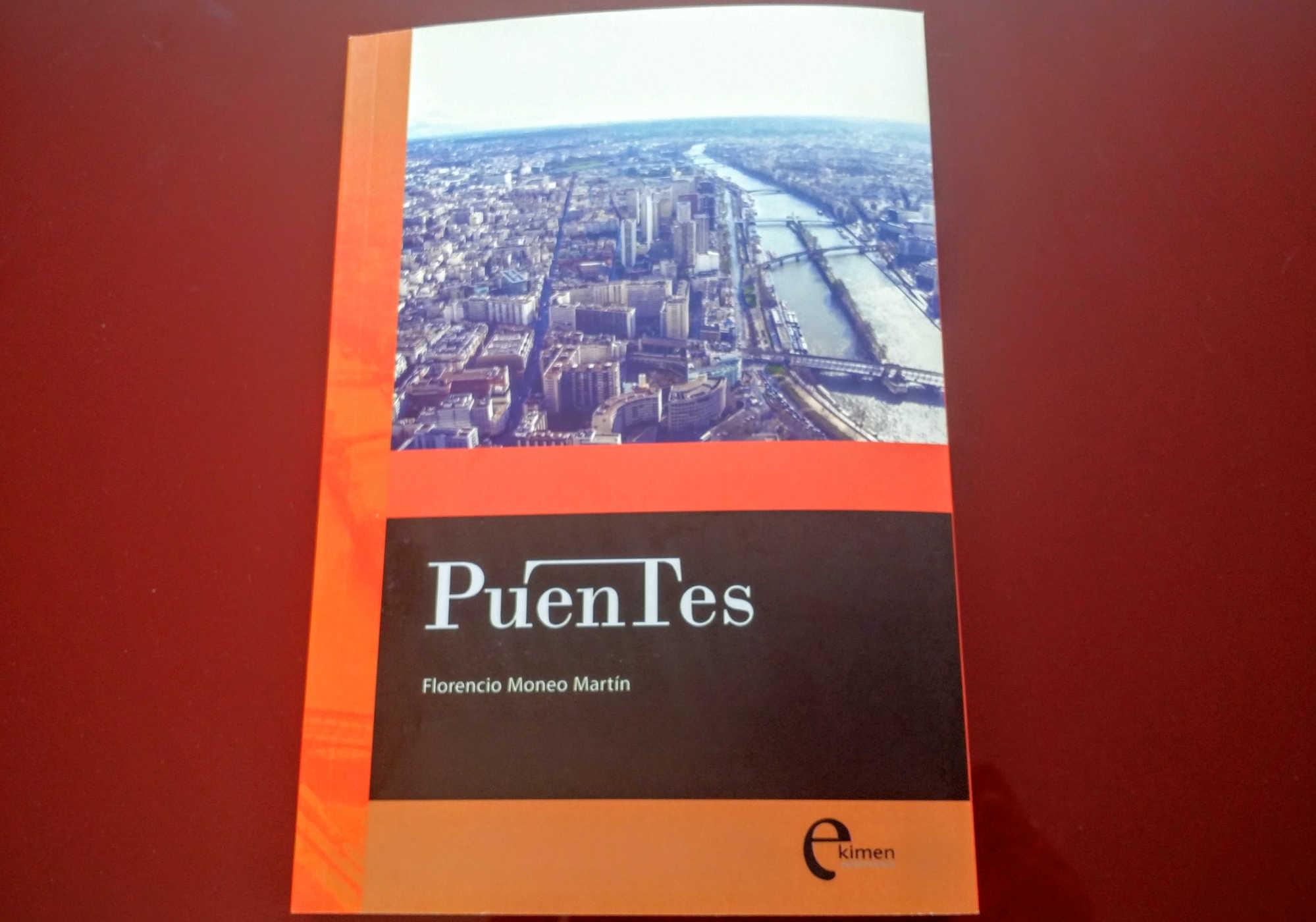 Puentes, libro editado, impreso y encuadernado en La Tesis.