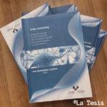Encuadernación Tesis Doctoral Tapa Dura